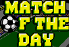 Match van de dag logo match of the day